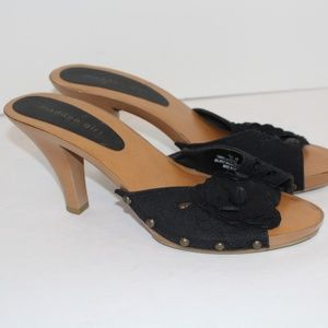 Madden Girl Kizzez High Heel Wide Strap Sandals 10
